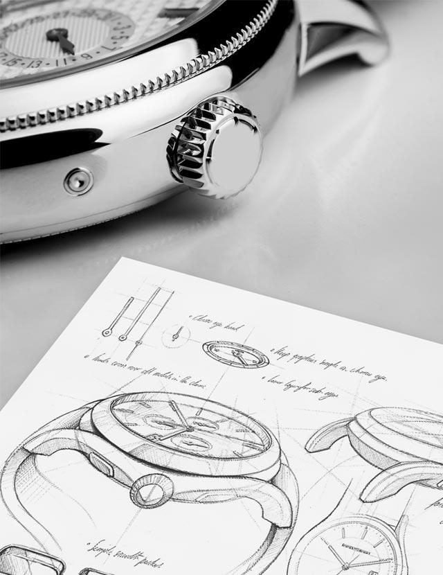progettazione di orologi da polso swiss made