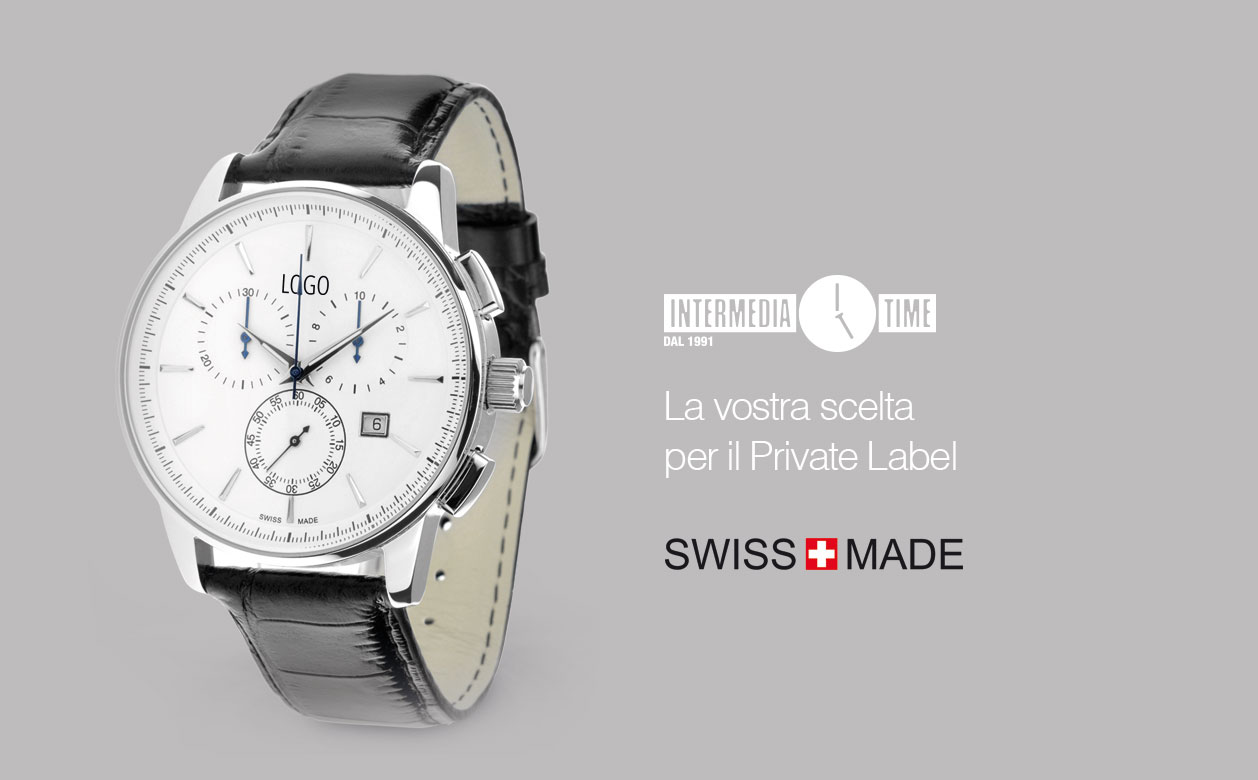 white label orologi swiss made